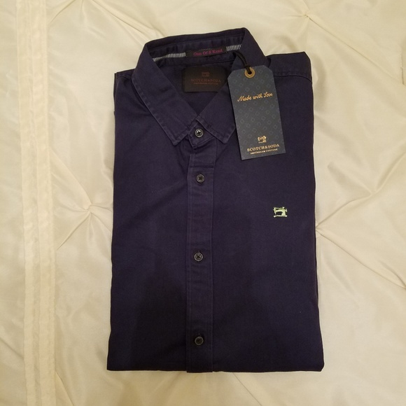 e59c257ef2b Scotch & Soda Shirts | Scotch Soda Button Down | Poshmark